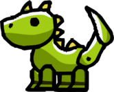 Lizard Hatchling