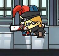 Mercy vs Harley