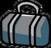Closed Duffel Bag