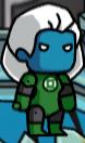 Green Lantern Droxelle