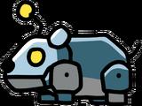 Robot hamster