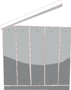 Glitched Steel Box