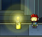 Lightbulb Transformer