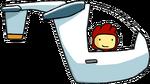 Solar Plane Using