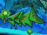 Christmas Tree Fish