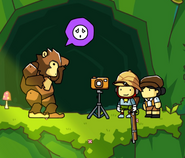 Hunting Big Foot
