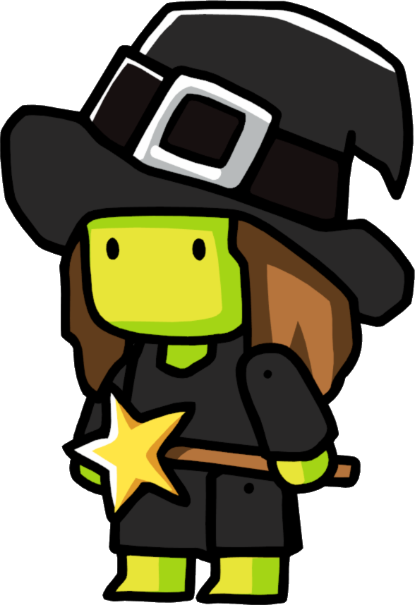 Witch | Scribblenauts Wiki | FANDOM powered by Wikia