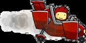 Flying Car Using