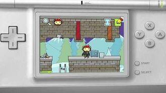 Super Scribblenauts (DS) E3 2010 Trailer