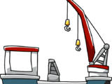 Crane Ship