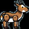 Antelope Calf
