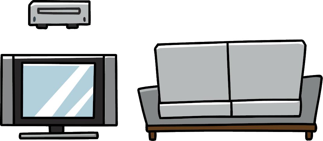 Living Room Scribblenauts Wiki Fandom Powered By Wikia