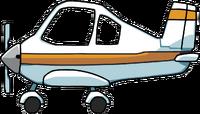 Prop Plane SU