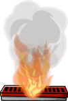 Large Fire Vent