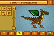 Stumpy Footington