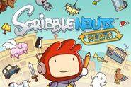 Scribblenauts Remix Background