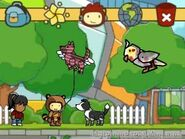 Scribblenauts Unlimited 3DS Park
