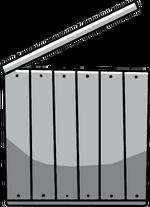 Open Steel Box