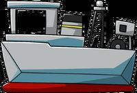 Surveillance Ship
