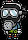 Gas Mask SU