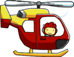Rescue Helicopter Usage