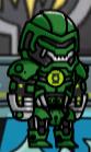Green Lantern Stel