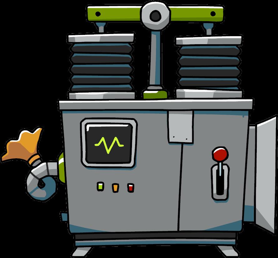 Create-A-Tron | Scribblenauts Wiki | FANDOM powered by Wikia