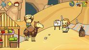 Da Vinci doesn't do camels