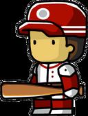 Baseball Player Male