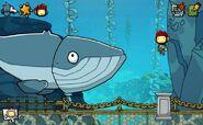 Scribblenauts Unmasked Strange Cetacean