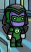 Green Lantern Brik
