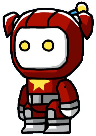 Scribblenaut (Female)