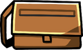 Closed Messenger Bag