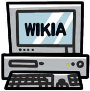 Wikia Scribblenauts Logo