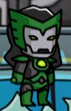 Alpha Green Lantern Boodikka