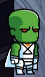 Martian Manhunter White Lantern