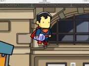 Superman With Cup