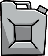 Empty Jerry Can