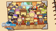 Scribblenauts family