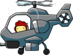 Attack Helicopter Usage
