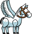 Masked Pegasus