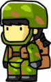 Paratrooper Female