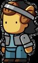 Bread Helmet Man Female