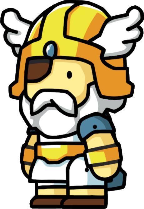 Odin Scribblenauts Wiki Fandom Powered By Wikia