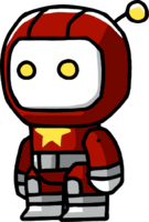 Scribblenaut (Male)