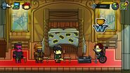 Wayne Manor - Musical Chairs