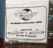 Scribblenauts Unlimited -2012 - Carls Jr 1