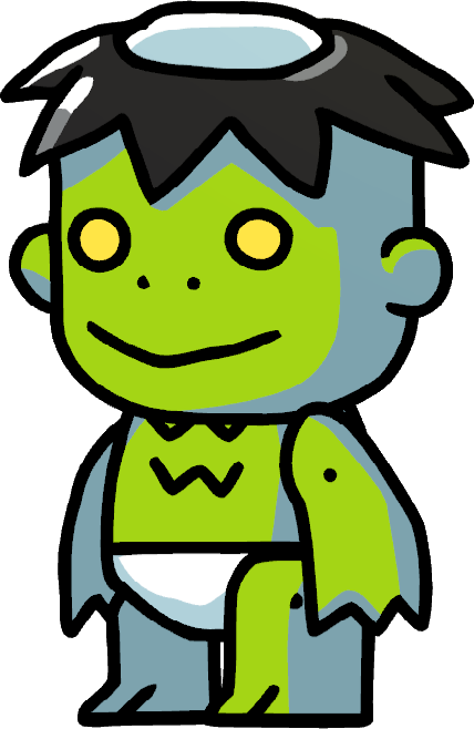 Kappa | Scribblenauts Wiki | FANDOM powered by Wikia