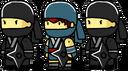 Three Ninja
