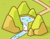 Anaphora Falls